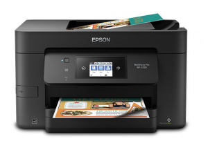 Epson WorkForce Pro WF-3720 Dirver