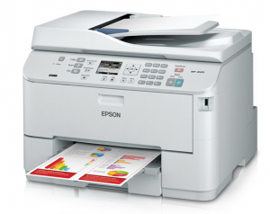 Epson WorkForce Pro WP-4520 Driver