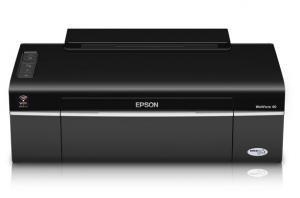 Epson WorkForce 40 Driver Download