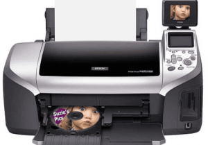 Epson Stylus Photo R300 Driver Software Download And Setup