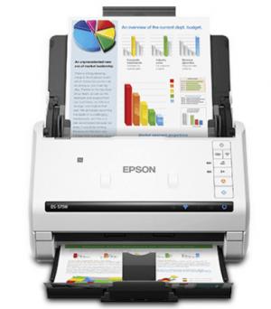 Epson WorkForce DS-575W Driver