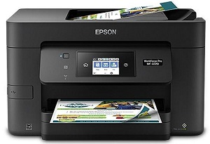 Epson WF-4720 Driver